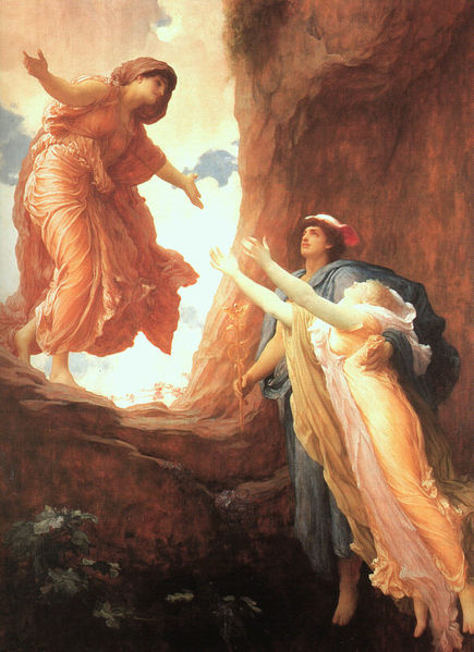 435px-FredericLeighton-TheReturnofPerspephone(1891)