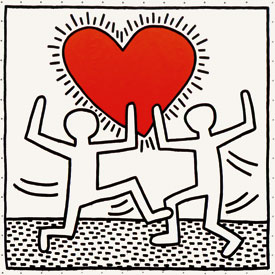 Untitled, 1982Keith Haring