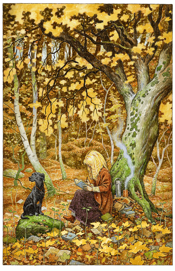 In the Word Wood by David Wyatt