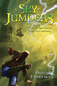 Sky Jumpers Cover