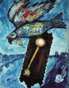 Marc Chagall, Time is a River Without Banks (1930-39)